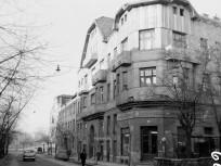 1965, Zsolt utca a Derék utcánál, 1. kerület