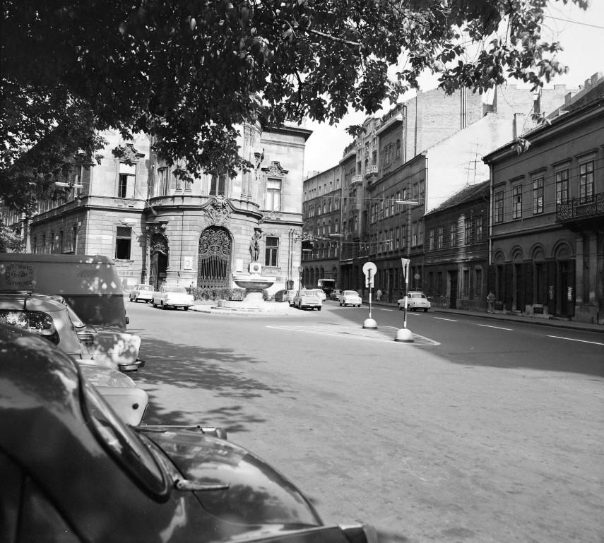1971, Baross utca, 8. kerület