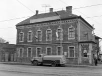1975, Vörösvári út 115., az Óbuda kocsiszín