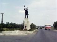 1974, Vecsés, Fő út (4-es főút)
