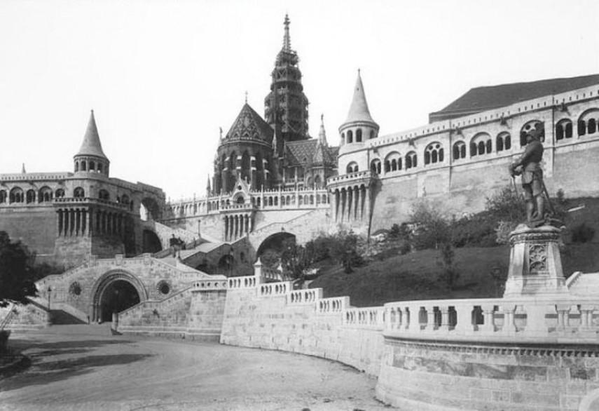 1902, Főherceg Albrecht út (Hunyadi János utca), 1. kerület