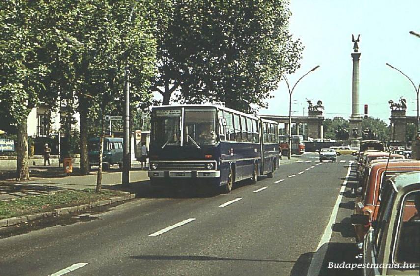 1975, Népköztársaság útja (Andrássy út), 6. kerület