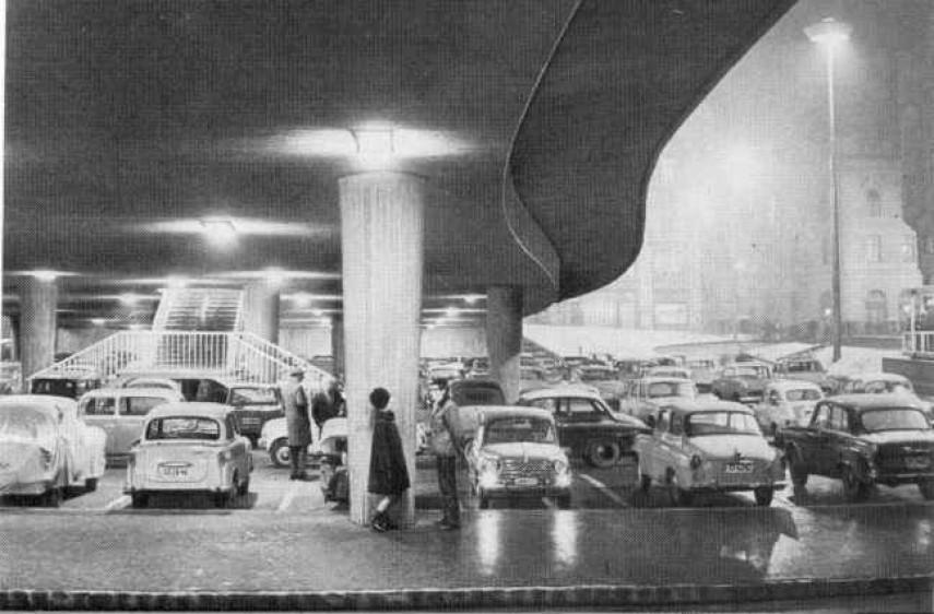1964, Március 15. tér, 5. kerület