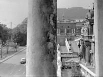 1970, Ybl Miklós tér, az Ifipark, 1. kerület