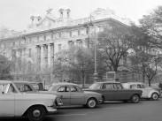 1966, Szabadság tér, a Magyar Nemzeti Bank épülete