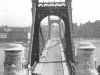 1903, Régi Erzsébet híd, 5. és 1. kerület