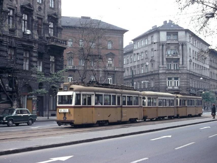 1976, Bajcsy-Zsilinszky út, 6. kerület