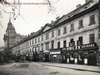 1930-as évek táján, Károly király út, 7. kerület