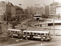 1970-es évek közepe, Baross tér, 8. és 7. kerület