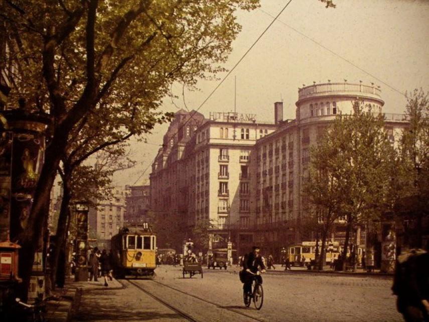 1942, Múzeum körút, 5. és 7. kerület