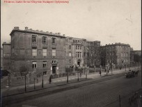 1909, Üllői út, az I. sz. Sebészeti klinika, 8. kerület
