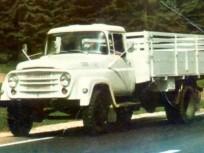 Carpati teherautó