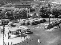 1960-as évek eleje, Moszkva (Széll Kálmán) tér, 2. kerület