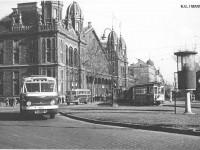 1960-as évek eleje, Marx tér (Nyugati tér), 6. kerület