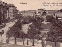 1913, Rákóczi tér, 8. kerület