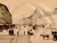 1800-as évek vége, József körút, 8. kerület