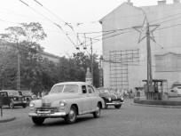 1954, Calvin (Kálvin) tér, 8. kerület