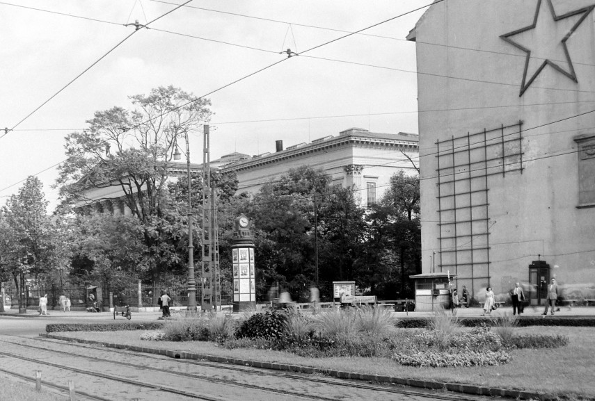 1955, Calvin (Kálvin) tér, 8. kerület