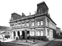 1863, Pollack Mihály tér, 8. kerület