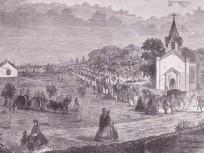 1866, Linien Graben (Árok vonal), (Fiumei út), 8. kerület