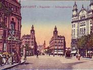 1903-1914, Kígyó tér (Ferenciek tere), 4.(1950-től 5.) kerület