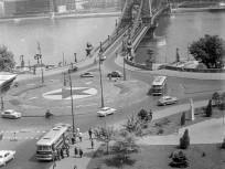 1962, Clark Ádám tér, 1. kerület