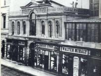 1890-táján Hatvani (Kossuth Lajos) utca, 4. (1950-től 5.) kerület