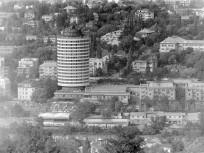 Moszkva tér és környéke, Szilágyi Erzsébet fasor 1983, 2. kerület