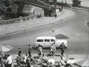 1961, Clark Ádám tér, 1. kerület