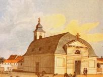 1800-as évek első fele, Vátzi ut (Bajcsy-Zsilinszky út), 4. (1950-től) 5. kerület