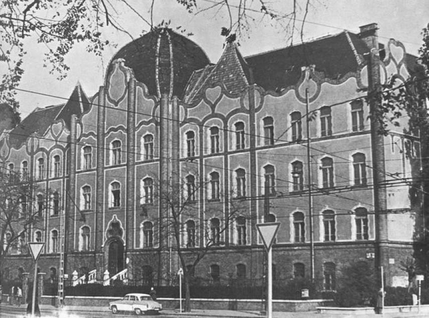 1960-1975, Ajtósi Dürer sor, 14. kerület