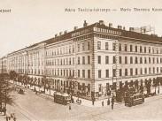1900-as évek eleje, Üllői út, 9. kerület