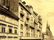 1900-as évek táján, Mária Valéria (Apáczai Csere János) utca, 4. (1950-től 5.) kerület