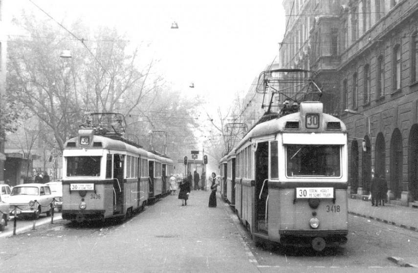 1970-es évek, Mester utca, 9. kerület
