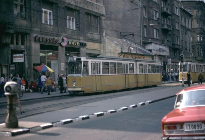 1975, Népszínház utca, 8. kerület