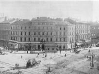 1906-1910, Nyolcszög tér (Oktogon), 6. kerület