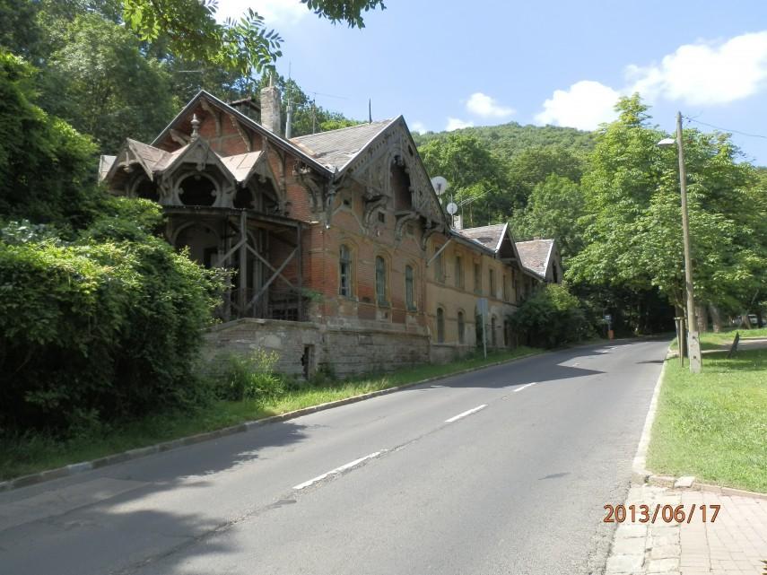 2013, Zugligeti út, 12. kerület
