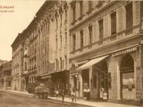 1920 táján, Pauler utca, 1. kerület