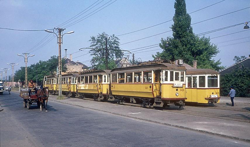 1970-es évek, Előd utca, 20. kerület