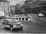 1970-es évek eleje, Boráros tér, 9. kerület