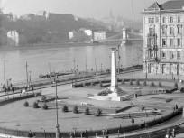 1950, Molotov (Vigadó) tér, 5. kerület