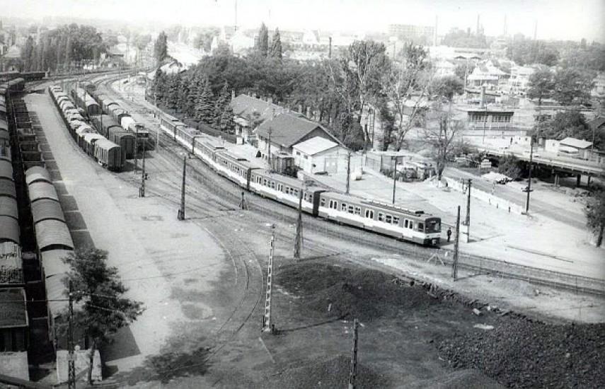 1971, Óbuda, Filatorigát, 3. kerület