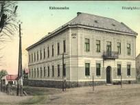 1910-es évek, Széchenyi (Czeglédi Mihály) utca, 1950-től 17. kerület