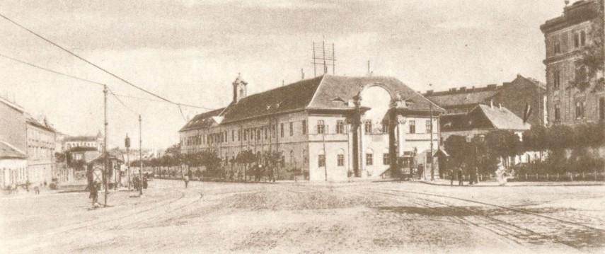 1890-es évek, Széna tér, 2. kerület