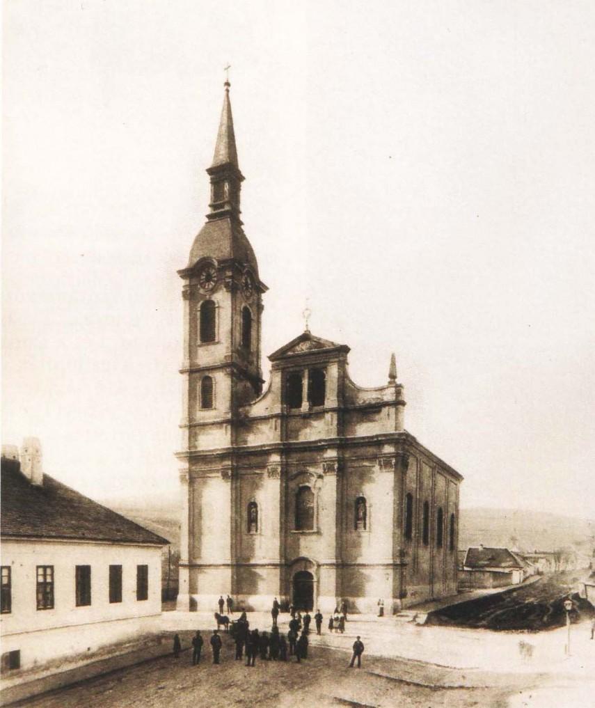 1800-as évek közepe, Bécsi út, 2. kerület