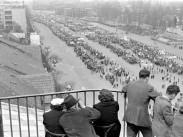 1954, Felvonulási tér (Dózsa György út), 14. kerület