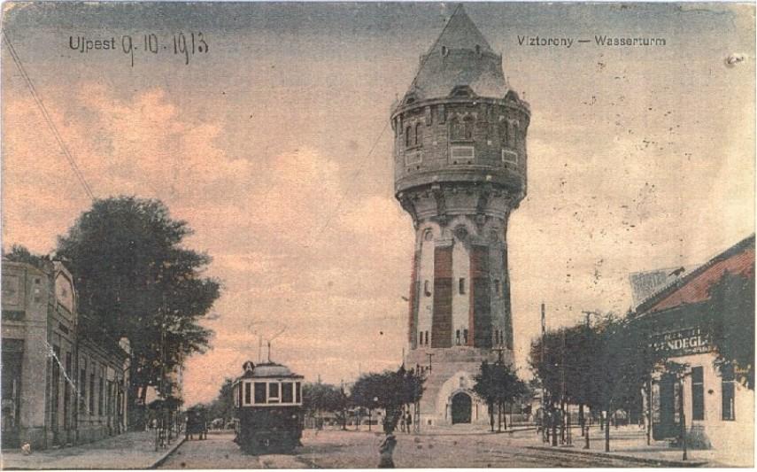 1913, Árpád út, 4. kerület