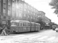1970-es évek, Újpest, Árpád út,(1950-től) 4. kerület
