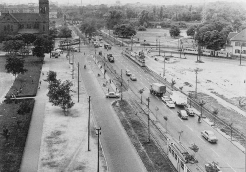 1960-as évek, Üllői út, 9. kerület