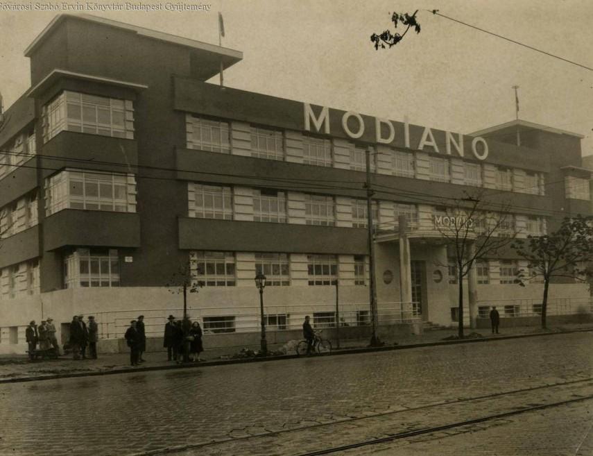 1930-as évek, Váci út, 13. kerület